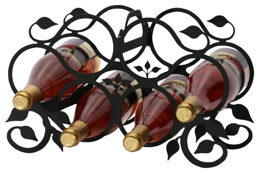 Leaf Wine Rack, Medium