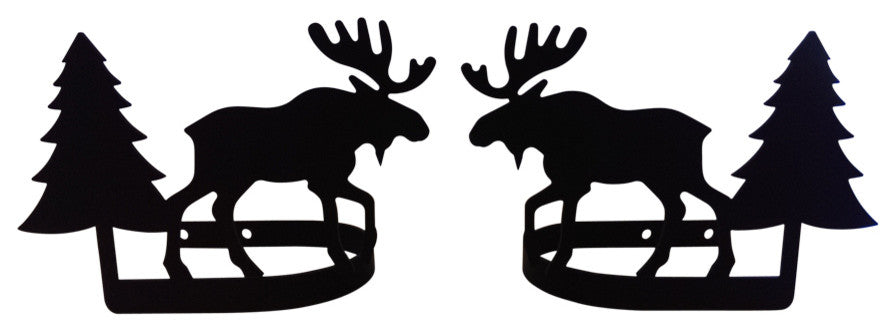 Moose And Pine, Curtain Tie Backs