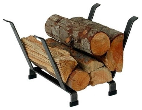 Premier Country Home Basket Log Rack - Pot Racks Plus