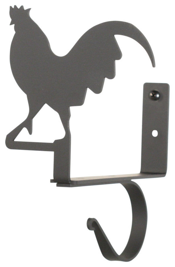 Rooster, Curtain Shelf Brackets