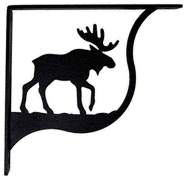 Moose Shelf Brackets, Small