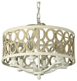 Canyon Home 6 Light Drum Chandelier - Pot Racks Plus