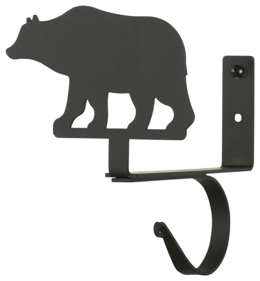 Bear, Curtain Shelf Brackets