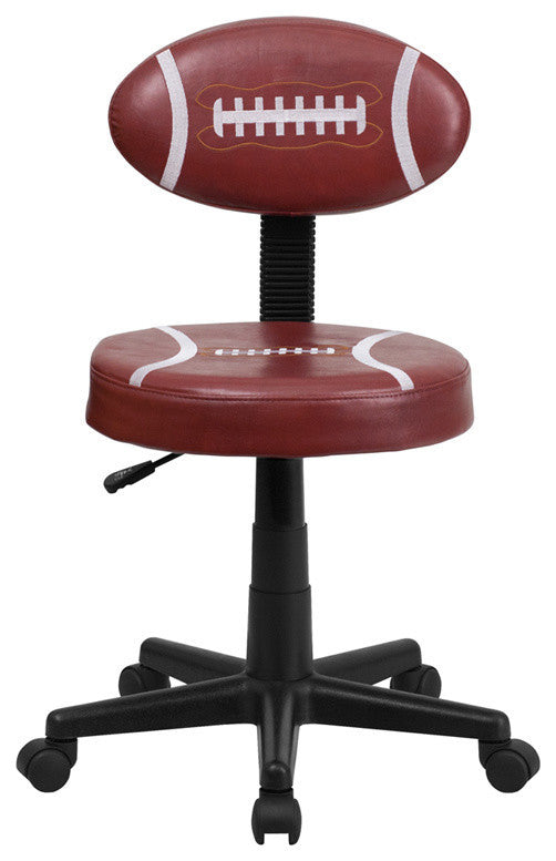 Football Swivel Task Office Chair