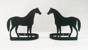 Standing Horse, Curtain Tie Backs - Pot Racks Plus