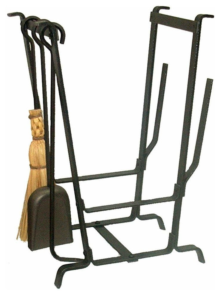 Premier Complete Hearth Rack With Tools - Pot Racks Plus