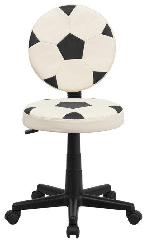 Soccer Swivel Task Office Chair