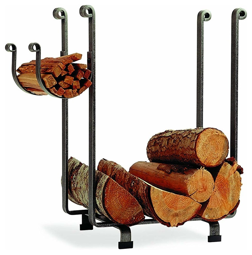 Rectangle Fireplace Log Rack - Pot Racks Plus