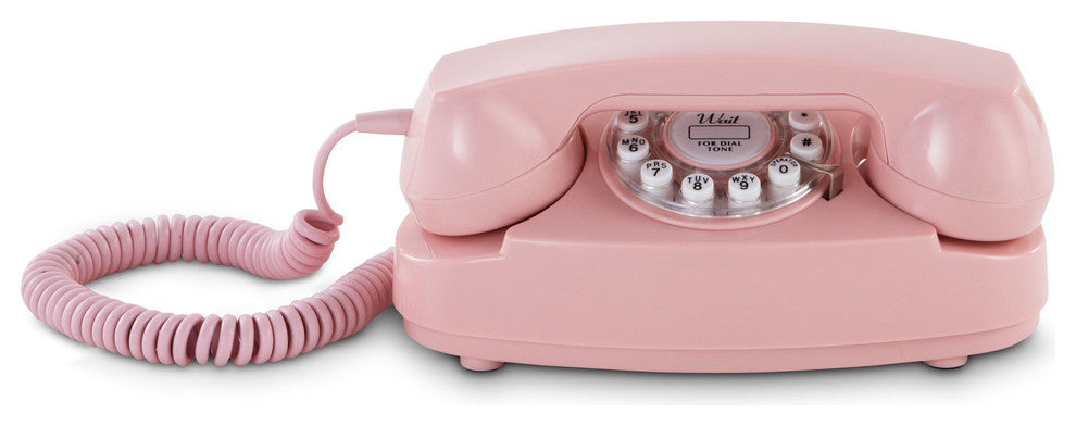 Princess Phone, Pink - Pot Racks Plus