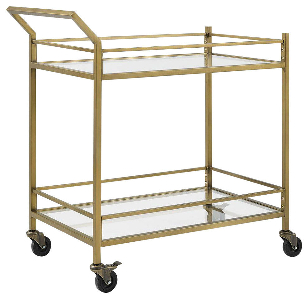 Aimee Bar Cart - Pot Racks Plus
