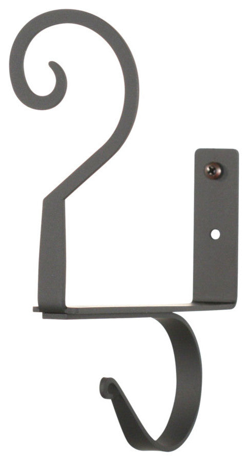 Scroll, Curtain Shelf Brackets