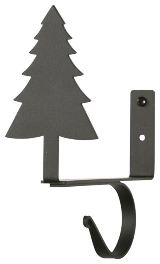 Pine Tree, Curtain Shelf Brackets