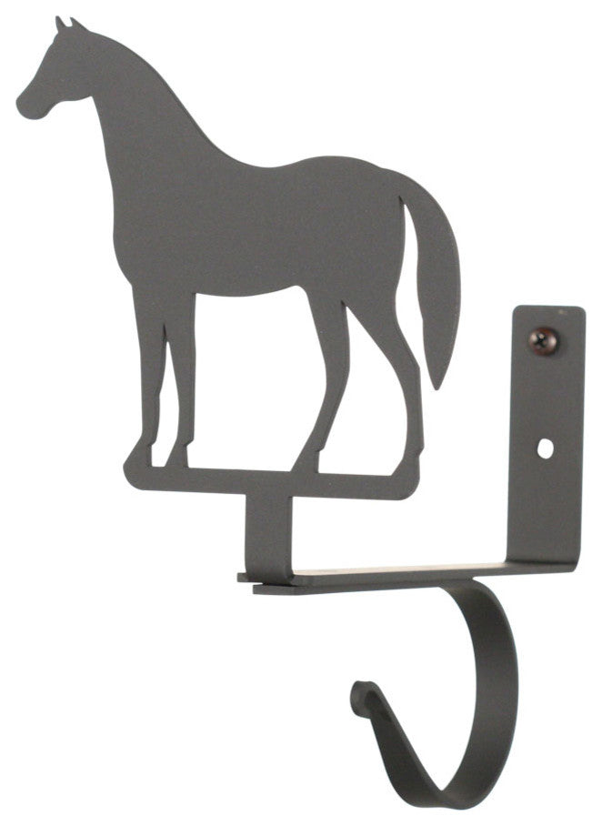 Horse, Curtain Shelf Brackets