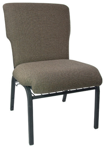 Advantage Jute Discount Church Chair - 21 in. Wide