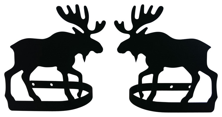 Moose, Curtain Tie Backs
