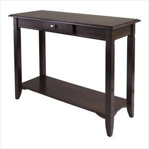 Nolan Console Table With Drawer - Pot Racks Plus