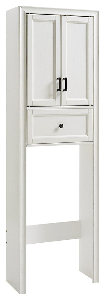 Tara Space Saver Cabinet, White - Pot Racks Plus