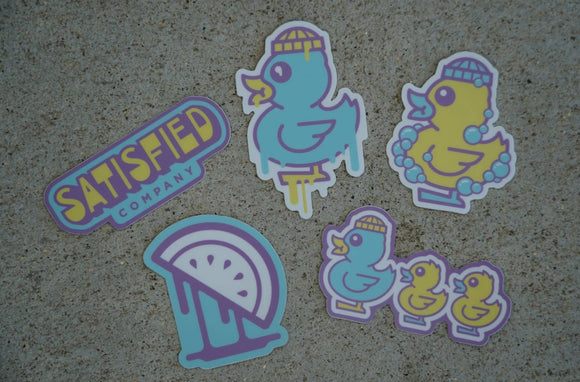 3M Vinyl Sticker Pack