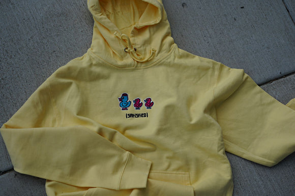 Yellow Duckling Hoodie