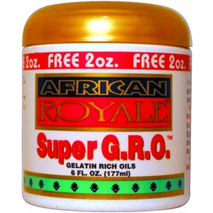 AFRICAN ROYALE SUPER GRO 6 OZ