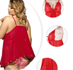 Women Sexy Lingerie Larger sizes Available