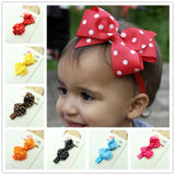 Baby Bow Elastic Band