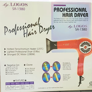 Logos Professional Hair Dryer