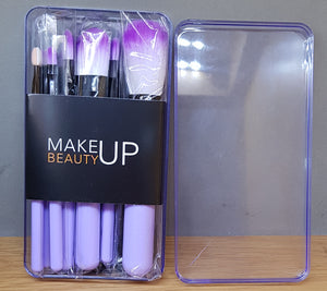 Travel Size Make up Brush Set