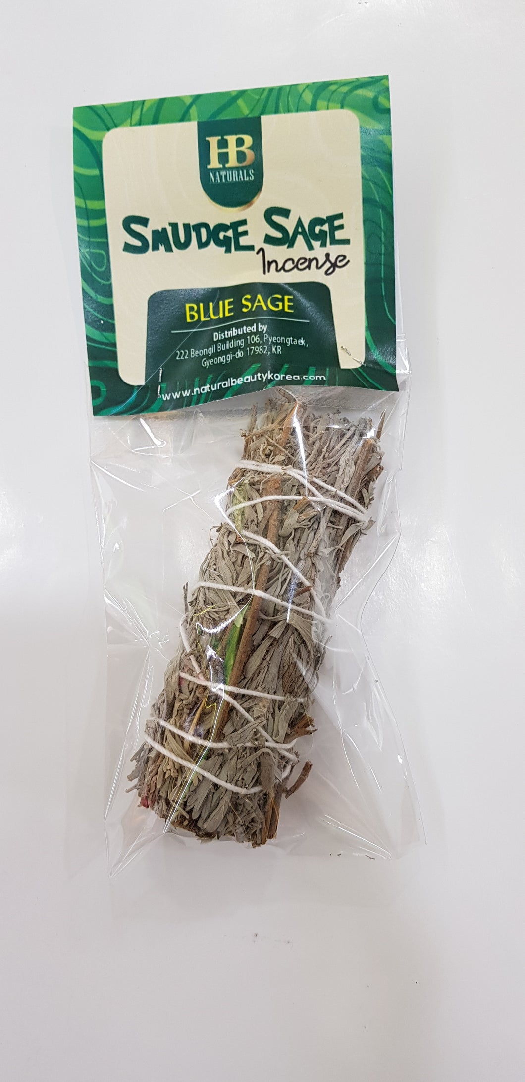 Burning Sage Blue Sage