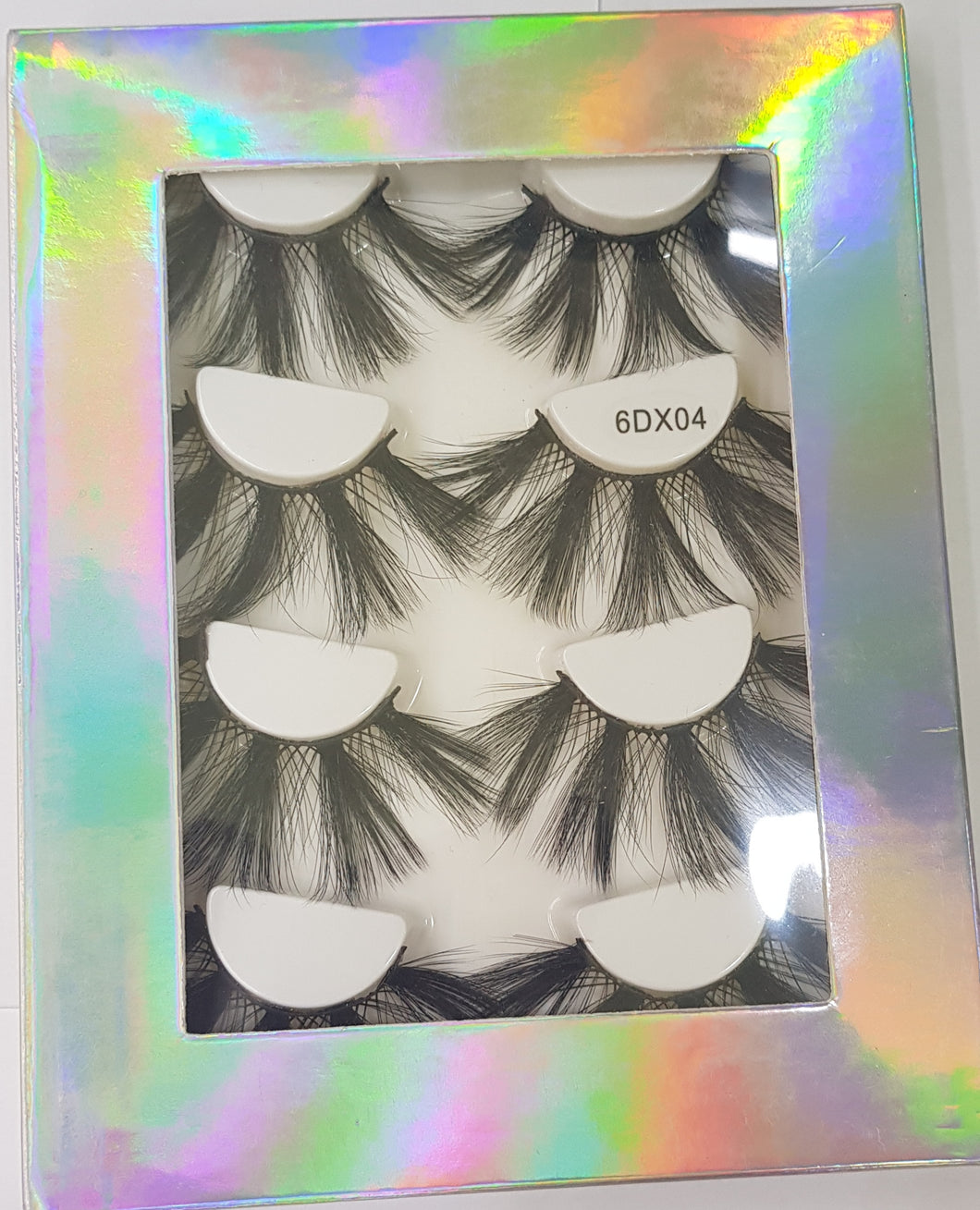 6D04 Mink Lashes 25MM
