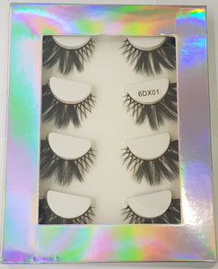 6D10 Mink Lashes 25MM