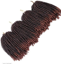 Spring Twists Crotchet Braiding Hair