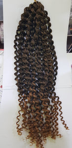 Passion Twist Crochets Braiding Hair 22strands per pack