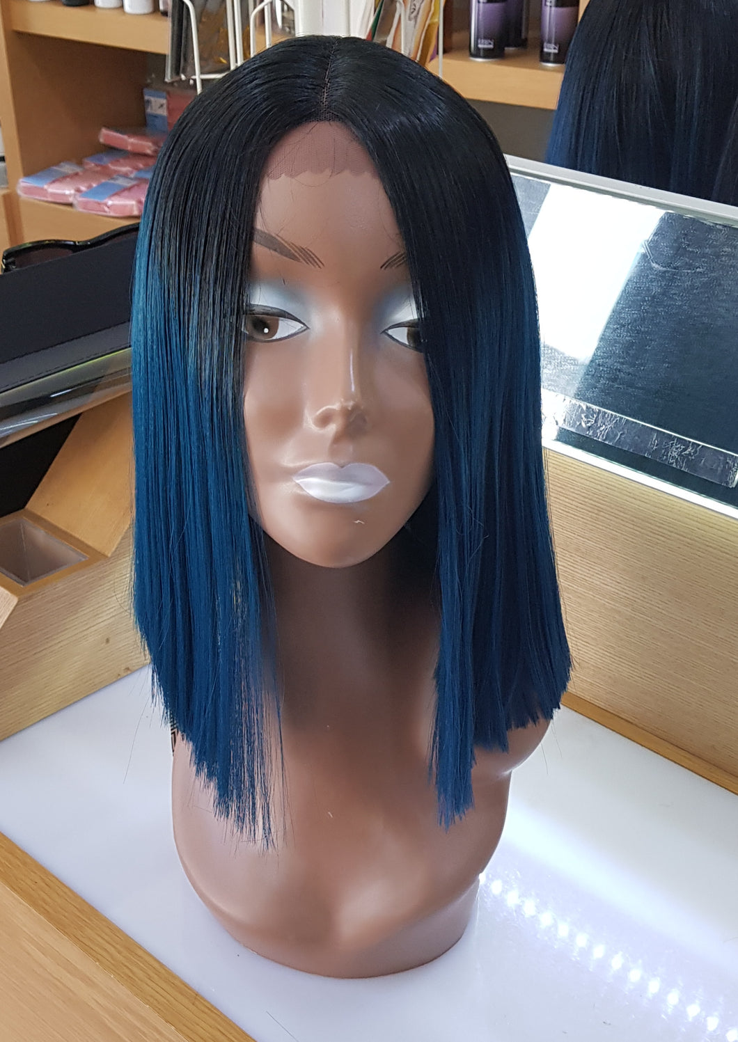 Sarah Synthetic Wig
