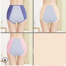 Leak-proof plus high waist abdomen menstrual period panties