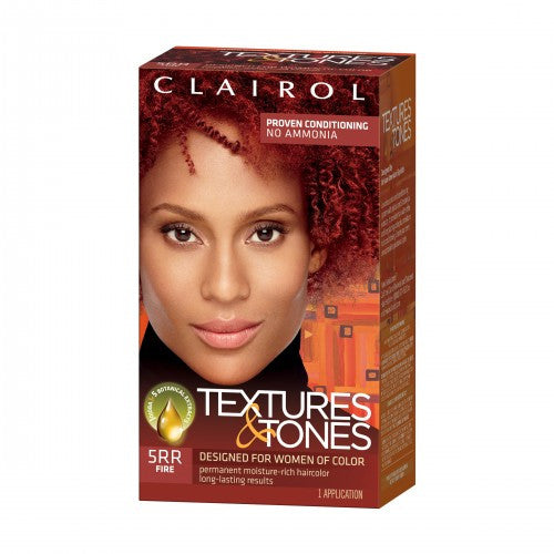 Clairol Textures and Tones - Fire