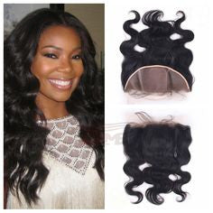 14inch Lace Frontal Closure (Ear to Ear) 9A Grade Quality