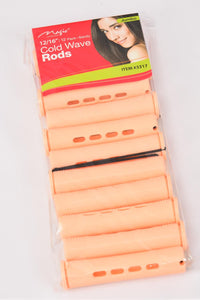Cold Wave Rod Sandy Color 11/16 Dia Wide 12pack
