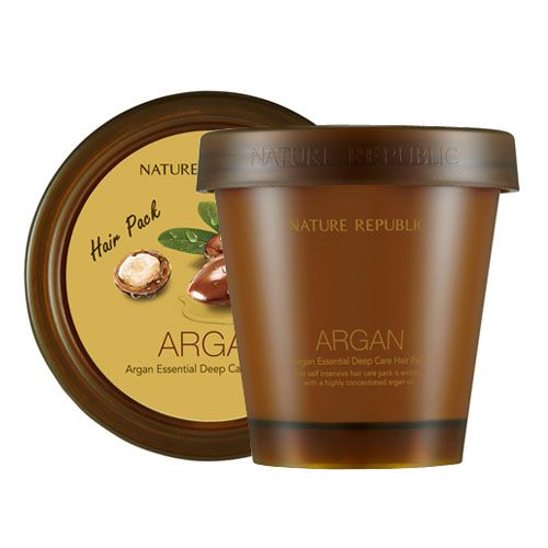 Nature Republic Argan Hair Pack