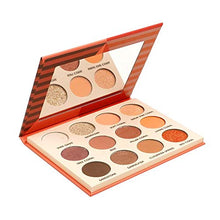 EBIN  SECRET OF PHARAOH EYESHADOW PALETTE CORAL OASIS