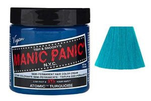 Manic Panic Color-Atomic Turquoise