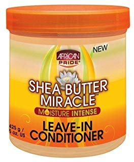African Pride Shea Leave-in Conditioner