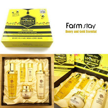 Farm Stay Honey & Gold Essential Skin Care Set