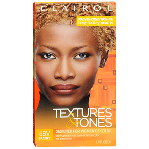 Clariol Texture and Tone - Bronze