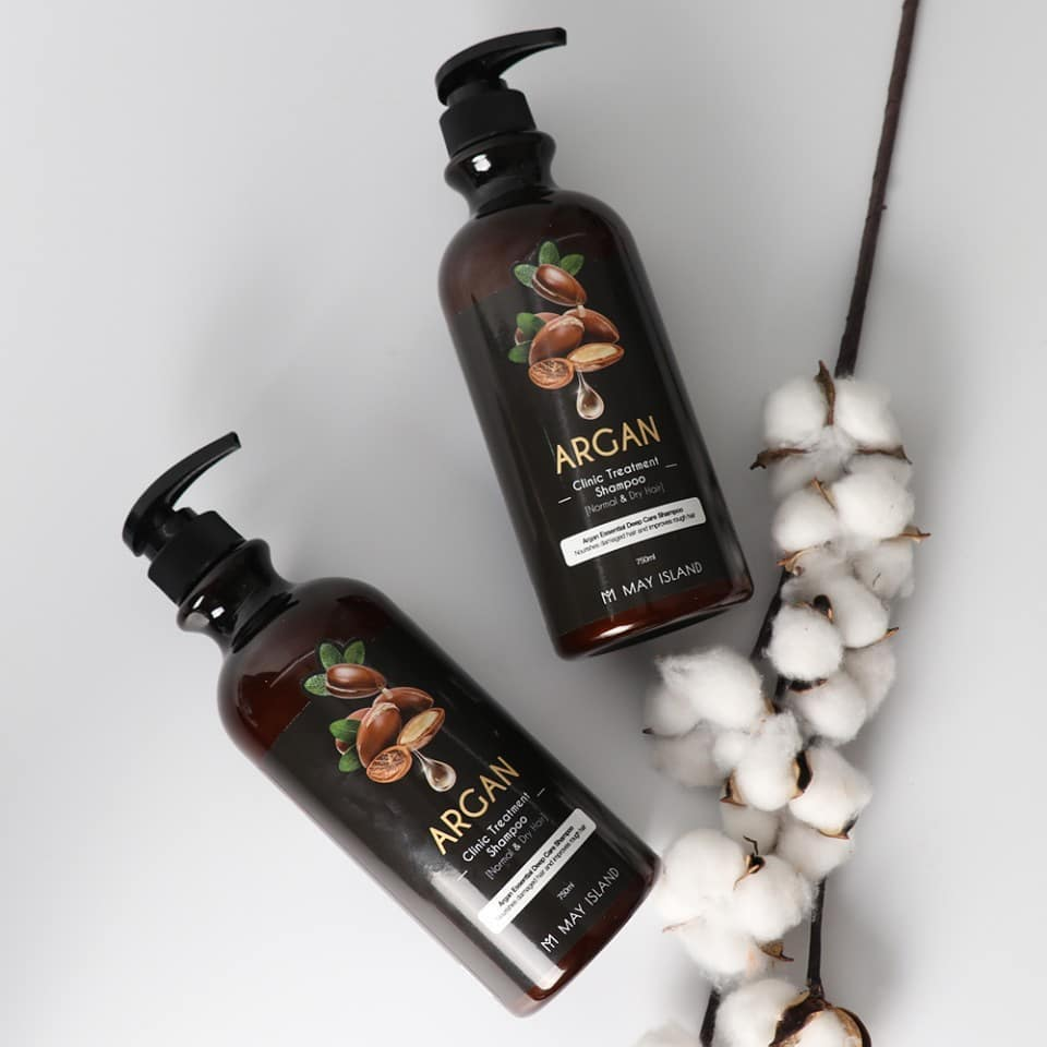 Argan Clinic Treatment Shampoo
