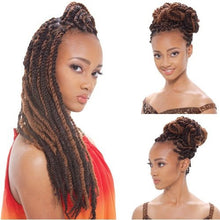 Janet Noir Marley Braid Hair