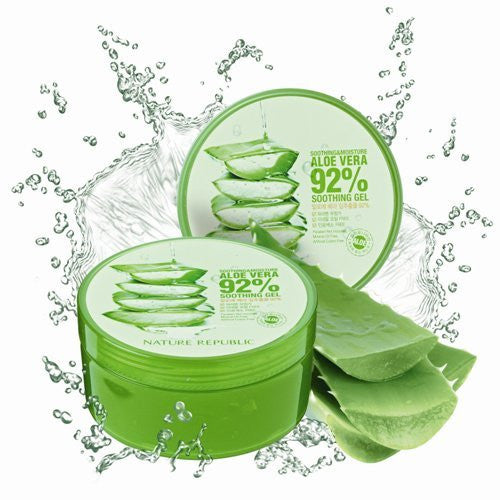 Nature Republic Soothing and Moisture Aloe Vera Soothing Gel