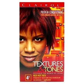 Clairol Textures and Tone - Red Hot Red