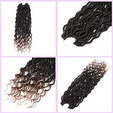 Goddess Locs Crochet Hair 6pcs/Lot
