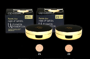 FarmStay UV Cushion Foundation SPF 50+
